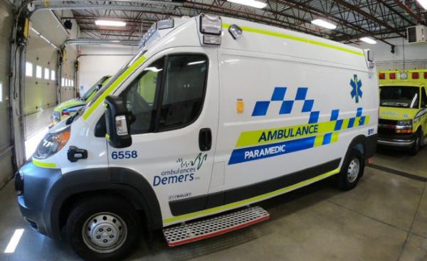 Prototype Ambulances